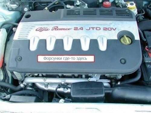 Проверка дизельных форсунок своими руками фото 813